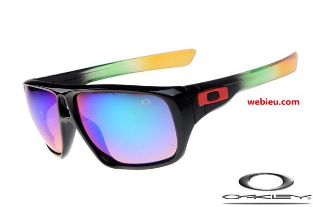 dispatch ii oakley ic46  fake Oakleys dispatch sunglasses polished black camo / ice iridium ,  knockoff fake Oakleys for sale