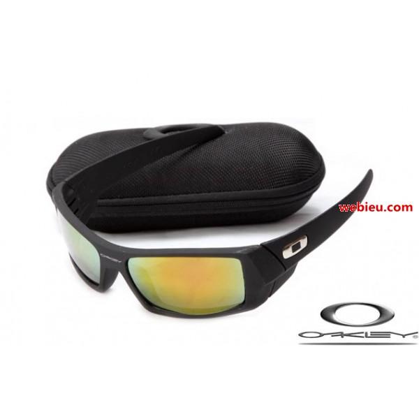 Oakley Gascan Sunglasses Matte Black