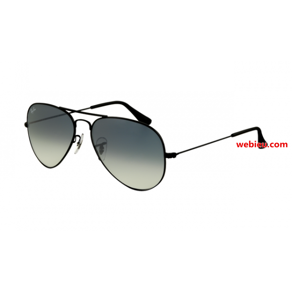 Ray Ban Rb3025 Aviator Sunglasses  fake ray ban rb3025 aviator sunglasses black frame crystal blue