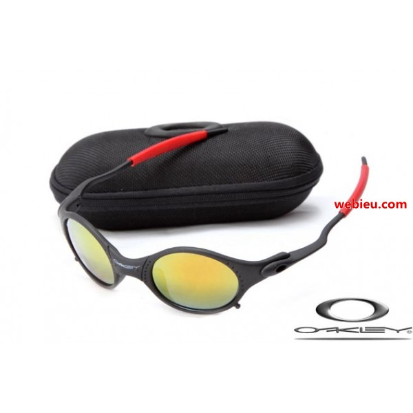 d3dc8436e3ed0 fake Oakleys mars matte black frame   fire iridium lens for sale ...