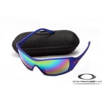 b8933dd303183 fake Oakleys oil rig with matte black frame   camo iridium lens sale ...