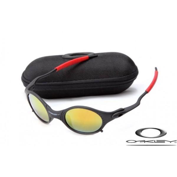 7d316f4034 fake Oakleys mars matte black frame   fire iridium lens for sale ...