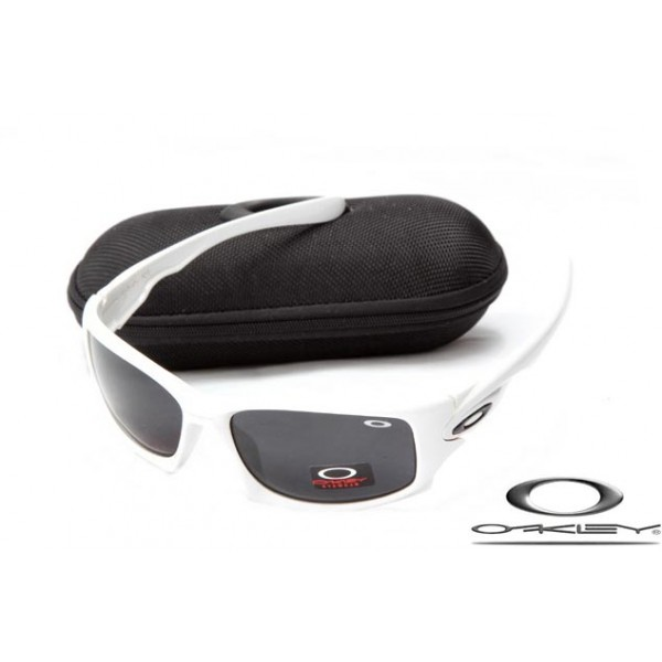 7bf3174d91 ... sale oakley ten sunglasses with white frame black iridium lens 2bebc  28585